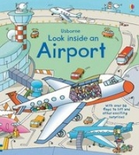 Jones, Rob Lloyd Look Inside an Airport