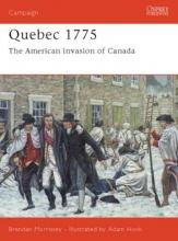 Brendan Morrissey,   Adam Hook Quebec 1775