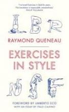Queneau, Raymond Exercises in Style