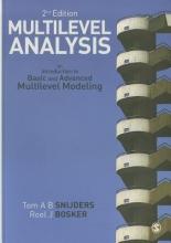 Tom A. B. Snijders,   Roel J. Bosker Multilevel Analysis