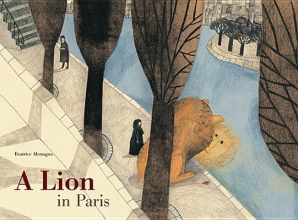 Alemagna, Beatrice Lion in Paris