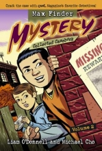 O`Donnell, Liam Max Finder Mystery Collected Casebook, Volume 2