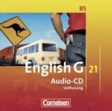 Schwarz, Hellmut English G 21. Ausgabe B 5. Audio-CDs