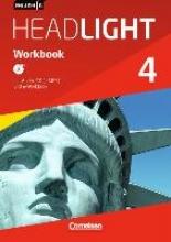 English G Headlight 04: 8. Schuljahr. Workbook mit Audios online