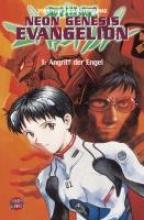 Sadamoto, Yoshiyuki Neon Genesis Evangelion 01. Angriff der Engel