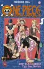 Oda, Eiichiro One Piece 11. Der schlimmste Typ im Osten