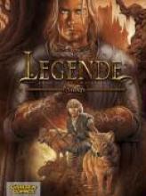 Swolfs, Yves Legende 01: Das Wolfskind