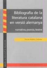 Robles i Sabater, Ferran Bibliografia de la literatura catalana en versió alemanya
