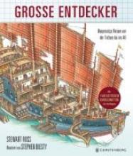 Biesty, Stephen Groe Entdecker