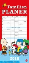 Snoopy Familienplaner 2016