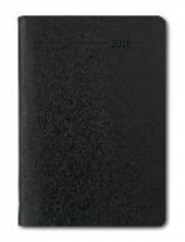 Taschenkalender 2016 PVC schwarz