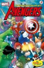 Avengers TV-Comic 02