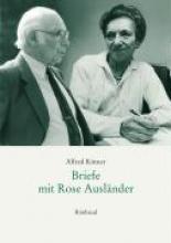 Kittner, Alfred Briefe mit Rose Ausländer