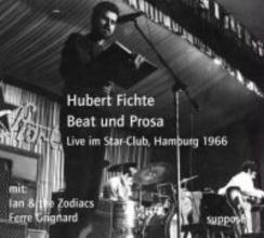Fichte, Hubert Beat und Prosa. CD