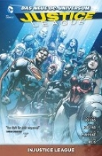 Johns, Geoff Justice League 08: Injustice League