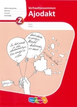 Marjanne van Gameren, Cokky  Stolze Ajodakt (5ex.) Rekenen verhaaltjessommen groep 8 Werkboek