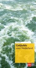, Getijtafels voor Nederland 2016