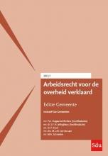 , Arbeidsrecht voor de overheid verklaard, Editie Gemeente. 2021/1