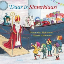 Vivian den Hollander , Daar is Sinterklaas!