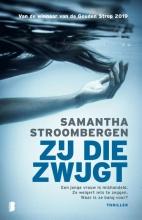 Samantha  Stroombergen Zij die zwijgt