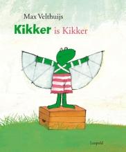 Max  Velthuijs Kikker is Kikker