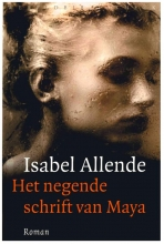 Isabel  Allende Het negende schrift van Maya