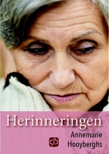 Anne-Marie  Hooyberghs Herinneringen - grote letter uitgave