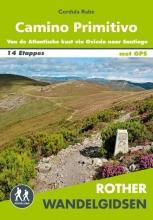 Cordula Rabe , Rother wandelgids Camino Primitivo