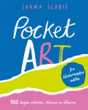 Lorna Scobie , Pocket Art - De Nederlandse editie