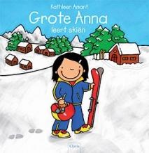 Kathleen  Amant Grote Anna leert skiën
