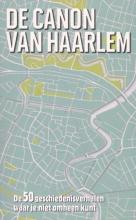 Kim  Bergshoeff De canon van Haarlem
