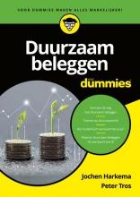 Peter Tros Jochen Harkema, Duurzaam beleggen voor Dummies
