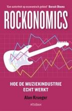 Alan Krueger, Rockonomics