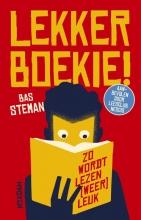 Bas Steman , Lekker boekie!