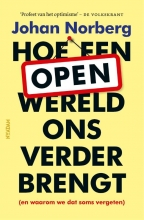 Johan Norberg , Open