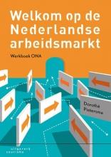 Dorothé  Pietersma Welkom op de Nederlandse arbeidsmarkt