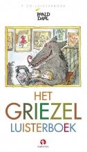 Roald  Dahl Het griezel luisterboek
