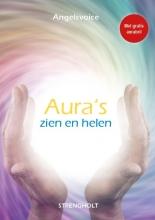 Angelsvoice , Aura`s zien en helen