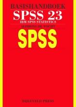 Alphons de Vocht , Basishandboek SPSS 23