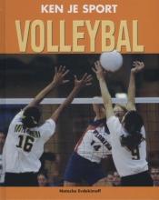 Natasha  Evdokimoff Volleybal