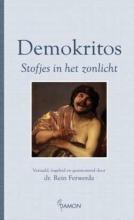 Demokritos , Stofjes in het zonlicht