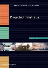 Ria Keuker Kris Pancham, Projectadministratie