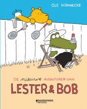 Ole Könnecke , De nieuwe avonturen van Lester & Bob