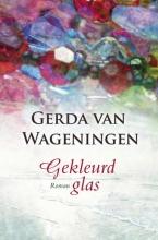 Gerda van Wageningen Gekleurd glas