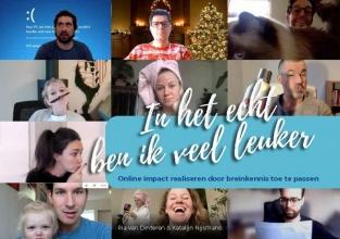Katelijn Nijsmans Ria van Dinteren & Katelijn Nijsmans, In het echt ben ik veel leuker