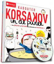 Koen Brandt Philip Maes, Kabouter Korsakov in de puree