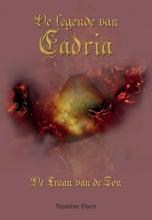 Yasmine  Elsen De legende van Cadria 2 - De traan van de zon