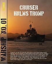 Jantinus Mulder , Cruiser HNLMS Tromp