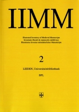 J.P. Gumbert , Illustrated Inventory of Medieval Manuscripts in Latin script in the Netherlands 2