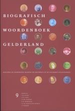 , Biografisch woordenboek Gelderland Deel 9